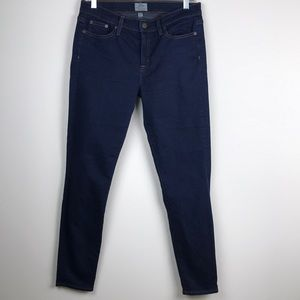"J. Crew 8"" Toothpick Jean in Classic Rinse"